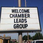 chamber meeting