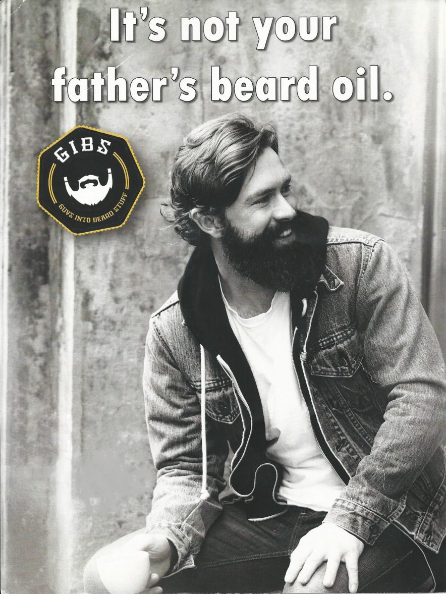 Gibs Beard Oils