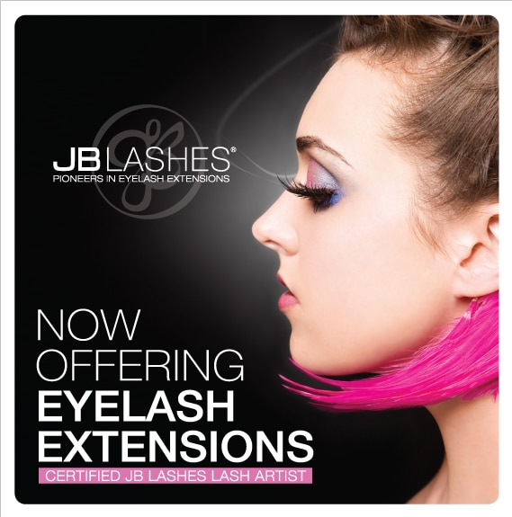 Styles hair salon jb lashes certified