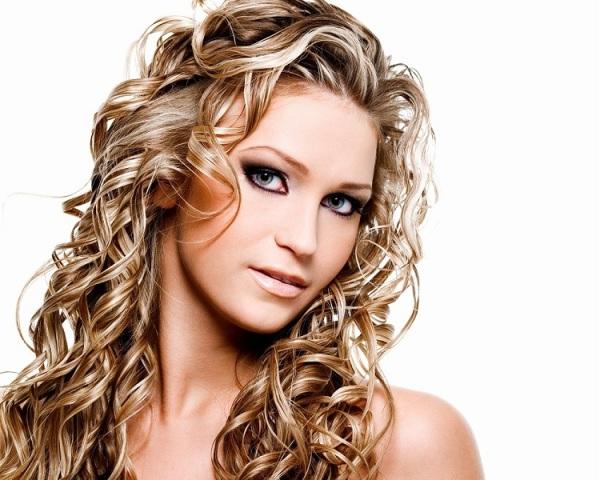 Hair Salon Services - Perm